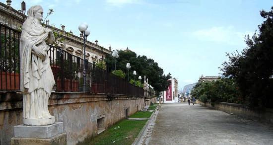 Mura delle Cattive (1823) - Palermo (6092 clic)