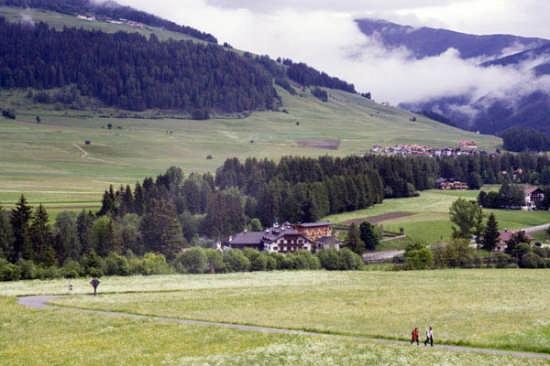 Panorama - Toblach - Dobbiaco (2898 clic)