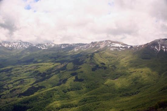 Passo del Colombino - Fanano (2931 clic)