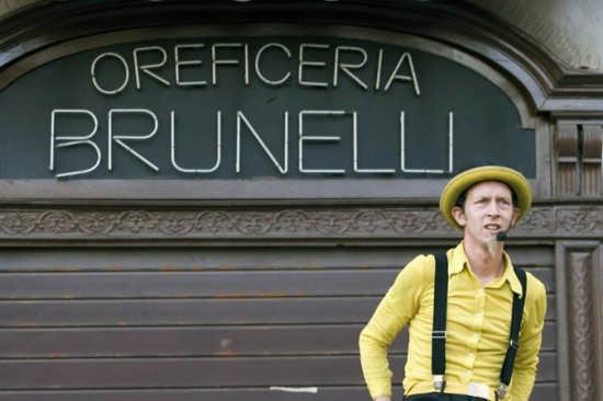 Buskers festival 2007 - Ferrara (2846 clic)