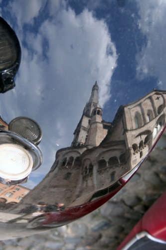 Tranappenninica - Piazza Grande Modena (2739 clic)