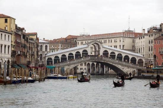 Ponte di Rialto - Venezia (2959 clic)