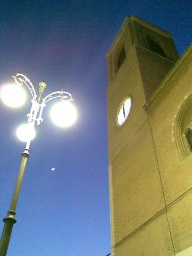 CAMPANILE DI PIAZZA XX SETTEMBRE - Fano (2267 clic)