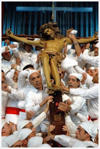 La Festa del SS. Crocifisso di Monreale (7004 clic)