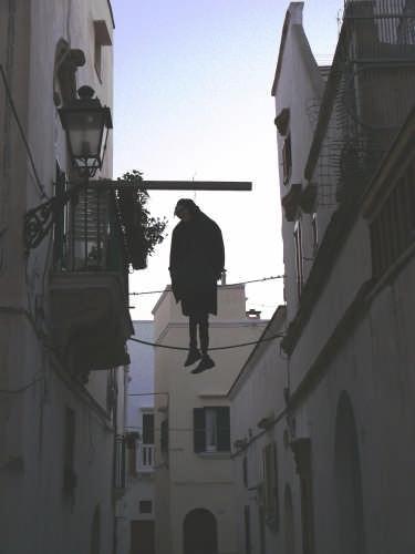 L'impiccagione della Quaremma  - Gallipoli (6399 clic)