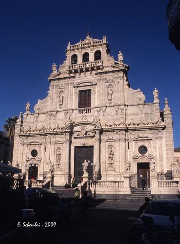 Chiesa di San Sebastiano - Acireale (2577 clic)
