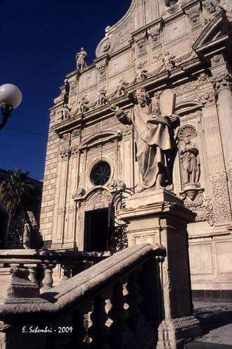 Chiesa di San Sebastiano - Acireale (3468 clic)