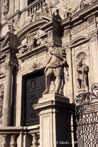 Chiesa di San Sebastiano - Acireale (2637 clic)
