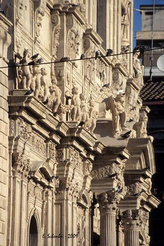 Chiesa di San Sebastiano - Acireale (3226 clic)