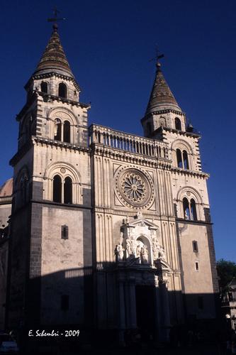La Cattedrale - Acireale (3079 clic)