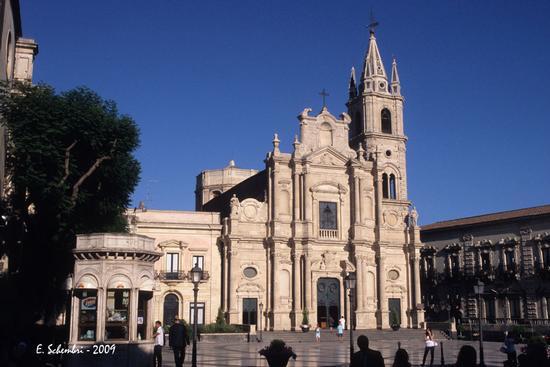 Chiesa dei SS. Pietro e Paolo - Acireale (6519 clic)