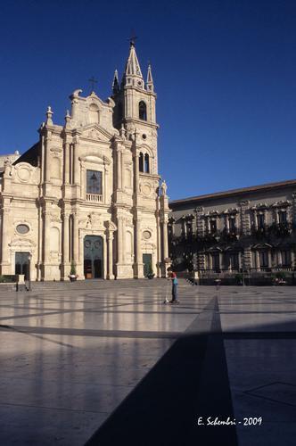 Chiesa dei SS. Pietro e Paolo - Acireale (3575 clic)