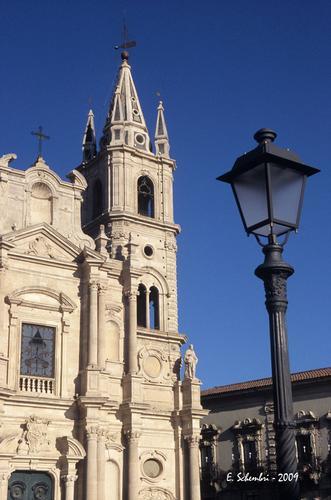 Chiesa dei SS. Pietro e Paolo - Acireale (3635 clic)