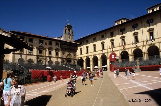Piazza Grande - Arezzo (2437 clic)