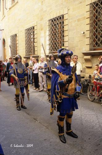 Giostra del Saracino 2009 - Arezzo (1865 clic)