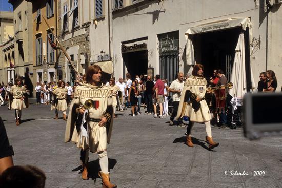 Giostra del Saracino 2009 - Arezzo (2457 clic)