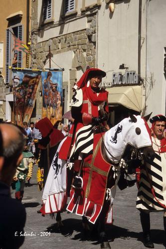Giostra del Saracino 2009 - Arezzo (2489 clic)