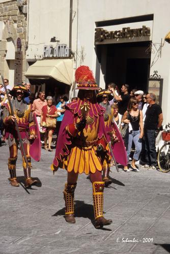 Giostra del Saracino 2009 - Arezzo (2108 clic)