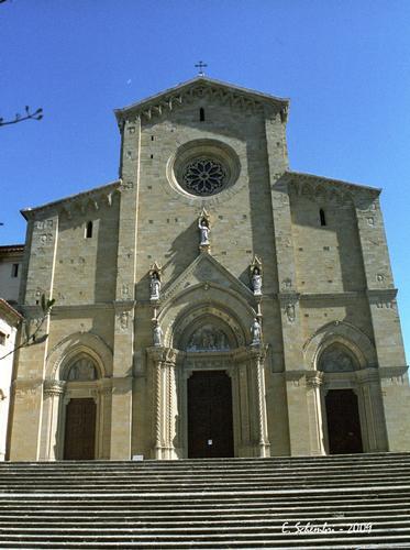 La Cattedrale. - Arezzo (1953 clic)