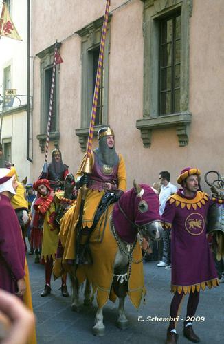 Giostra del Saracino 2009 - Arezzo (1986 clic)