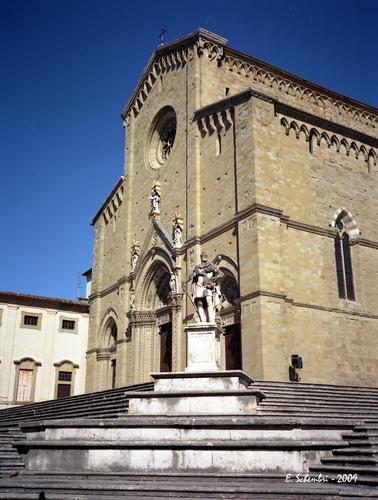 La Cattedrale. - Arezzo (2046 clic)