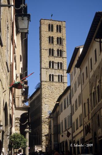 La Pieve di S. Maria - Arezzo (2178 clic)