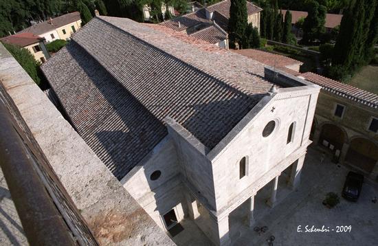 La Cattedrale - Chiusi (1943 clic)