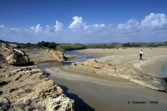Foce del fiume Tellaro - Eloro (3437 clic)