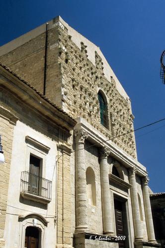 La chiesa di San Leonardo - Grammichele (3727 clic)