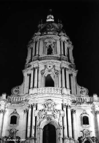 La cattedrale di San Giorgio. - Modica (2627 clic)