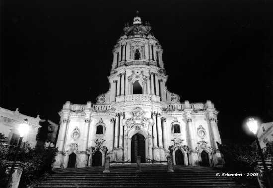 La cattedrale di San Giorgio. - Modica (3538 clic)