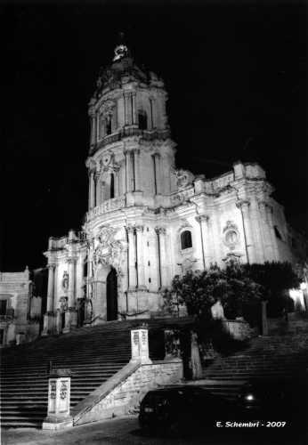 La cattedrale di San Giorgio. - Modica (2918 clic)
