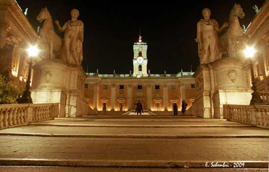 Il Campidoglio. - Roma (2220 clic)