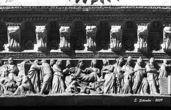 Particolare della Cattedrale - Siena (2105 clic)