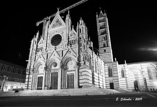 La Cattedrale - Siena (2405 clic)