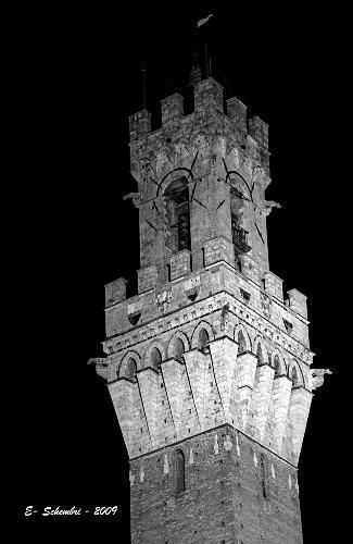 LaTorre del Mangia - Siena (1529 clic)