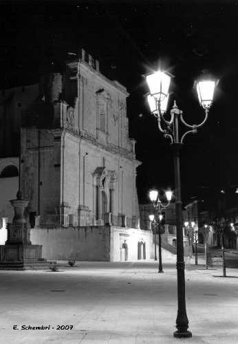 La Chiesa Madre di Ferla (2599 clic)
