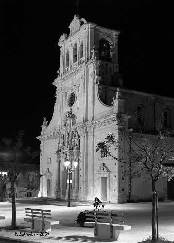 Chiesa di San Sebastiano - FERLA - inserita il 24-Aug-09