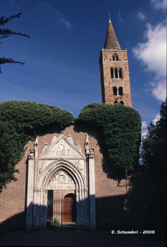 Chiesa di San Giovanni Evangelista - Ravenna (3845 clic)