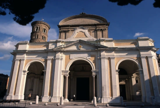 La Cattedrale - Ravenna (2948 clic)