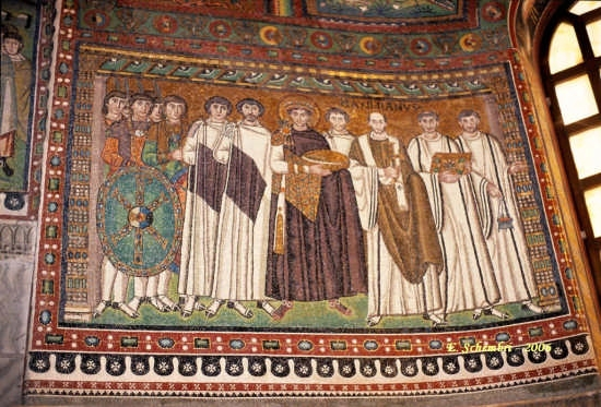 San Vitale - Ravenna (2621 clic)