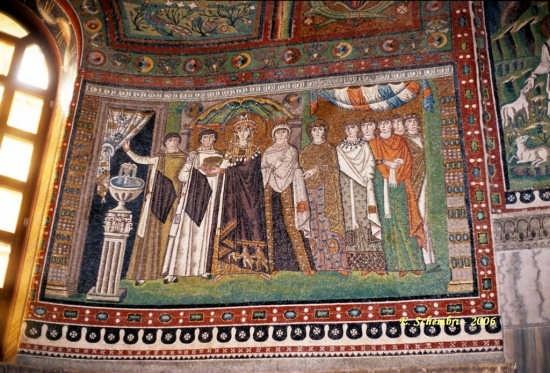 San Vitale - Ravenna (5819 clic)
