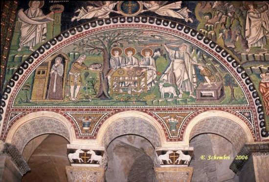 San Vitale - Ravenna (2611 clic)