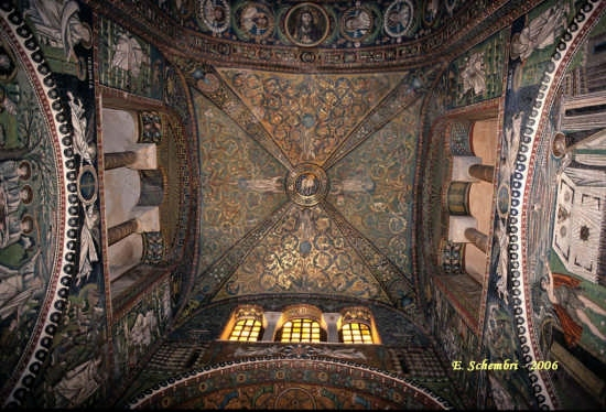 San Vitale - Ravenna (2654 clic)