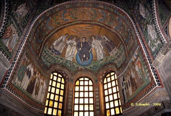 San Vitale - Ravenna (2765 clic)