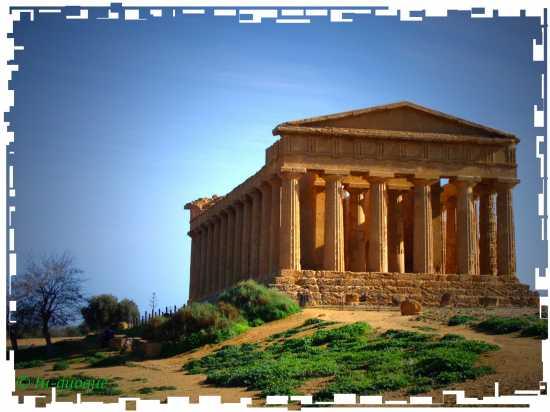 Agrigento-Valle dei Templi (6350 clic)