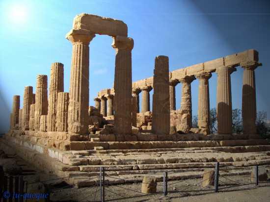 Agrigento-Valle dei Templi (5284 clic)