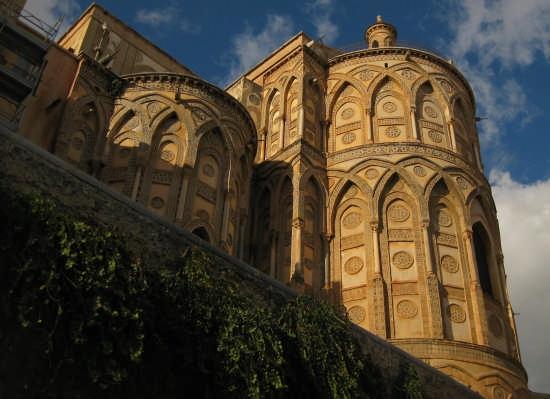 Monreale,il Duomo(XII sec) (3951 clic)