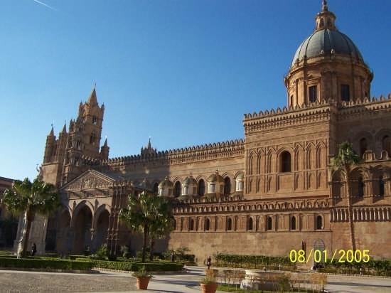 Palermo,La Cattedrale-1185  (3667 clic)