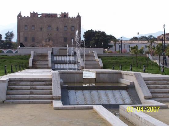 Palermo,La Zisa (3373 clic)